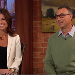 Julie and Daniel Desrochers on Twin Cities Live
